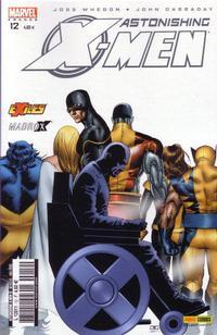 Cover Thumbnail for Astonishing X-Men (Panini France, 2005 series) #12
