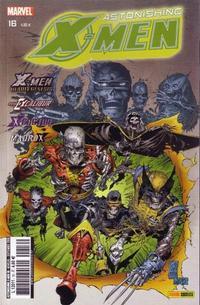 Cover Thumbnail for Astonishing X-Men (Panini France, 2005 series) #16