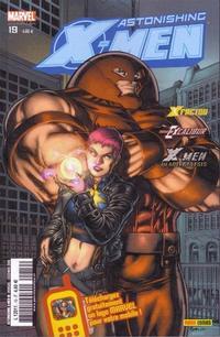 Cover Thumbnail for Astonishing X-Men (Panini France, 2005 series) #19