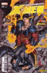 Cover Thumbnail for Astonishing X-Men (Panini France, 2005 series) #20