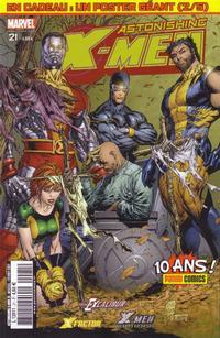 Cover Thumbnail for Astonishing X-Men (Panini France, 2005 series) #21