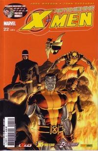 Cover Thumbnail for Astonishing X-Men (Panini France, 2005 series) #22