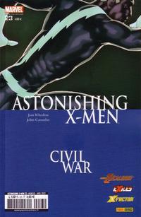 Cover Thumbnail for Astonishing X-Men (Panini France, 2005 series) #23