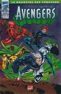 Cover Thumbnail for Avengers (Panini France, 1997 series) #1