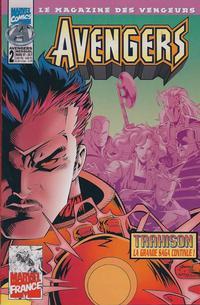 Cover Thumbnail for Avengers (Panini France, 1997 series) #2