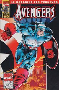 Cover Thumbnail for Avengers (Panini France, 1997 series) #3