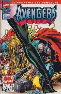 Cover Thumbnail for Avengers (Panini France, 1997 series) #4