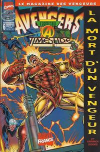 Cover Thumbnail for Avengers (Panini France, 1997 series) #6