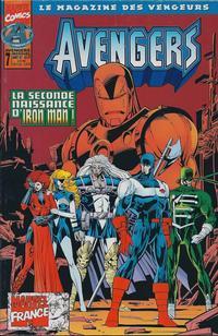 Cover Thumbnail for Avengers (Panini France, 1997 series) #7