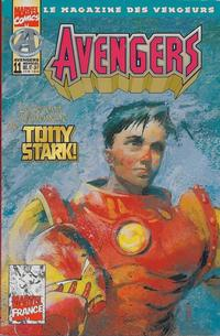 Cover Thumbnail for Avengers (Panini France, 1997 series) #11