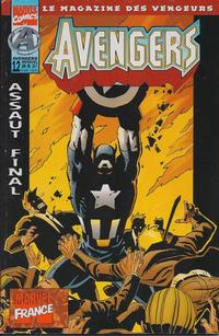 Cover Thumbnail for Avengers (Panini France, 1997 series) #12