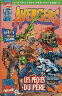 Cover Thumbnail for Avengers (Panini France, 1997 series) #13