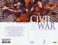 Cover Thumbnail for Civil War (Panini France, 2007 series) #2