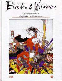 Cover Thumbnail for Elektra / Wolverine - Le Rédempteur (Panini France, 2004 series)