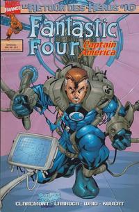 Cover Thumbnail for Fantastic Four (Panini France, 1999 series) #10