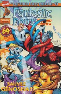 Cover Thumbnail for Fantastic Four (Panini France, 1999 series) #11