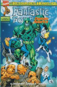 Cover Thumbnail for Fantastic Four (Panini France, 1999 series) #12