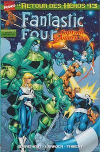 Cover Thumbnail for Fantastic Four (Panini France, 1999 series) #13