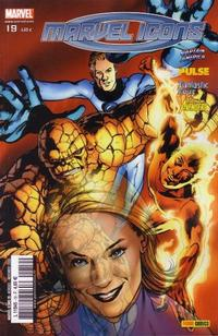Cover Thumbnail for Marvel Icons (Panini France, 2005 series) #19