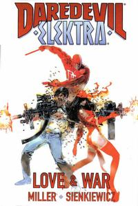 Cover Thumbnail for Daredevil / Elektra: Love and War (Marvel, 2003 series)