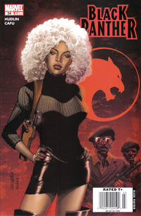 Cover Thumbnail for Black Panther (Marvel, 2005 series) #34