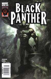 Cover Thumbnail for Black Panther (Marvel, 2005 series) #35