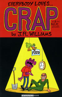 Cover Thumbnail for Crap (Fantagraphics, 1993 series) #2