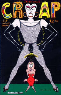 Cover Thumbnail for Crap (Fantagraphics, 1993 series) #3