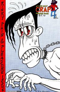 Cover Thumbnail for Crap (Fantagraphics, 1993 series) #4