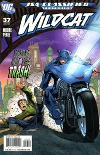 Cover Thumbnail for JSA: Classified (DC, 2005 series) #37