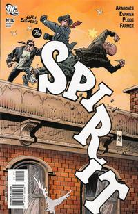 Cover Thumbnail for The Spirit (DC, 2007 series) #14