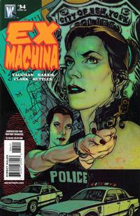 Cover Thumbnail for Ex Machina (DC, 2004 series) #34