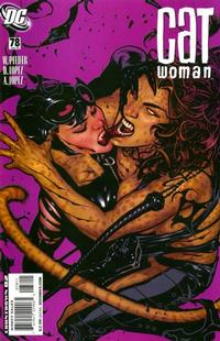 Cover Thumbnail for Catwoman (DC, 2002 series) #78