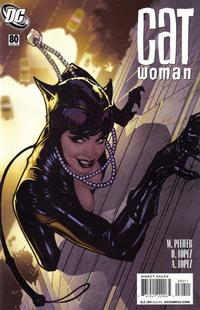 Cover Thumbnail for Catwoman (DC, 2002 series) #80