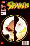 Cover for Spawn (Image, 1992 series) #12 [Newsstand Edition]