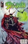 Cover for Spawn (Image, 1992 series) #46 [Newsstand]