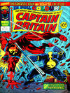 Cover for Captain Britain (Marvel UK, 1976 series) #4