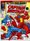 Cover for Captain Britain (Marvel UK, 1976 series) #16
