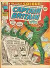 Cover for Captain Britain (Marvel UK, 1976 series) #19
