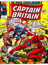 Cover for Captain Britain (Marvel UK, 1976 series) #20
