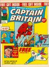 Cover for Captain Britain (Marvel UK, 1976 series) #24