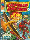 Cover for Captain Britain (Marvel UK, 1976 series) #30