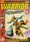Cover for Warrior (Quality Communications, 1982 series) #1