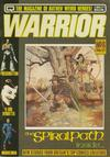 Cover for Warrior (Quality Communications, 1982 series) #6