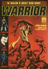 Cover for Warrior (Quality Communications, 1982 series) #8