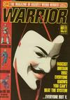 Cover for Warrior (Quality Communications, 1982 series) #11