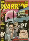 Cover for Warrior (Quality Communications, 1982 series) #12