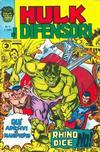Cover for Hulk E I Difensori (Editoriale Corno, 1975 series) #1