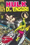 Cover for Hulk E I Difensori (Editoriale Corno, 1975 series) #2