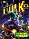 Cover for L'Incredibile Hulk (Editoriale Corno, 1980 series) #3